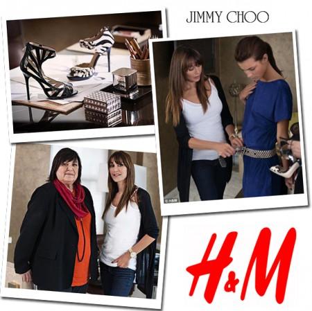 Jimmy Choo per H&M: foto della collezione completa
