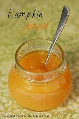 marmellata zucca