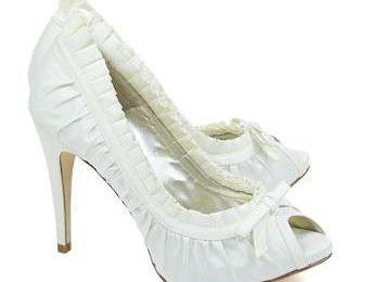 Risultati sondaggio: le scarpe da sposa sono classiche