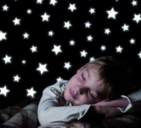Come affrontare la paura del buio dei bambini