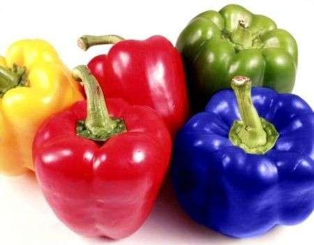 Vitamine, in arrivo il super-peperone