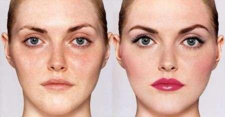 Make up, eliminare i difetti con il trucco