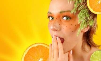 Make up autunno 2009: arancio