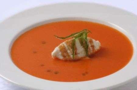 Ricette light: vellutata di pomodoro