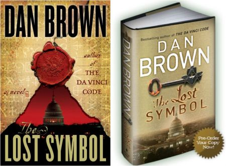 """Dan Brown, """"Il simbolo perduto"""", nuovo libro"""