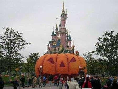 Halloween 2009 a Disneyland Paris