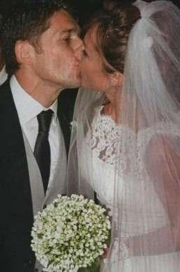 Giancarlo Fisichella ha sposato Luna