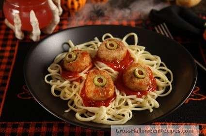 halloween spaghetti schifiltor