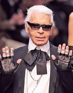 Karl Lagerfeld: le modelle devono essere magre