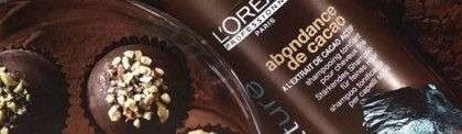 Cura dei capelli, la linea al cacao di L'Oréal Professionnel