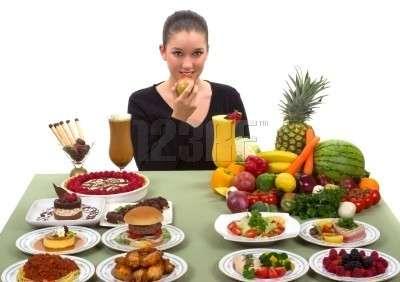 Guardare cibi calorici invoglia a mangiare sano
