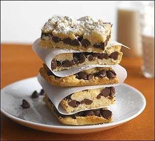 Ricette dolci: torta biscottata al cioccolato