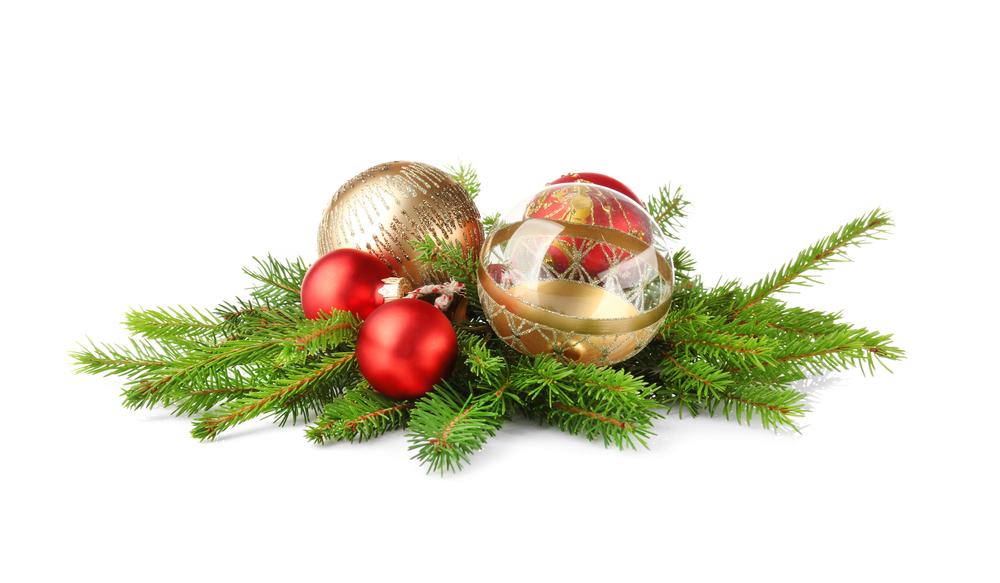 Addobbi natalizi fai da te: le palline patchwork
