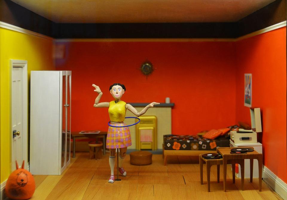 Costruire Una Casa Delle Bambole Di Legno : Modellismo: costruire la casa delle bambole pourfemme