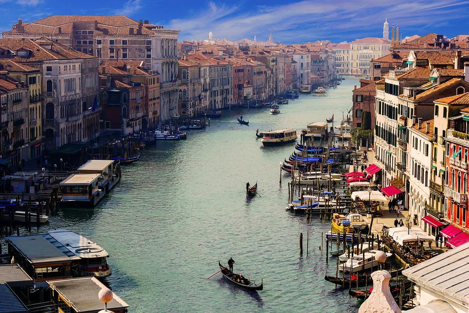 Ristoranti: Antinoo è la novità a Venezia
