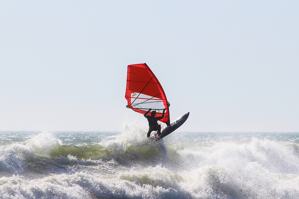 Internet: un sito dedicato al windsurf