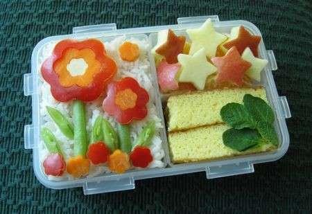 Ricette pranzo in ufficio: bento facilissimo