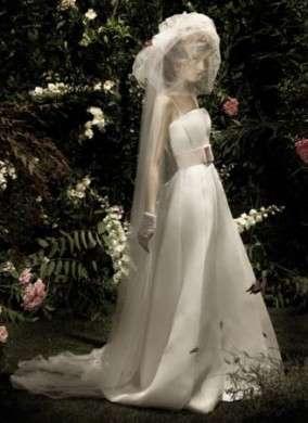 Abiti da sposa 2010: collezione Blumarine
