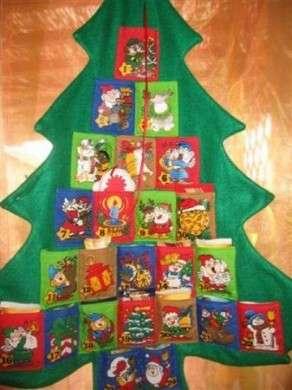 Addobbi natalizi fai da te: il Calendario dell'Avvento