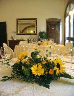 Addobbi floreali per il matrimonio: consigli utili