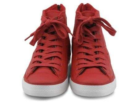 Converse All Star Red Leather