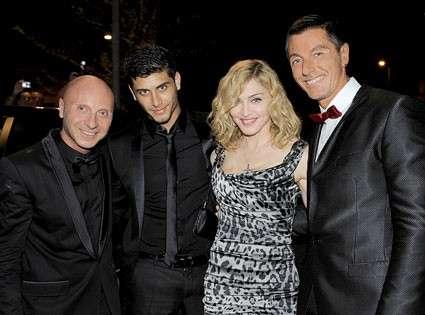 Dolce Gabbana Madonna lutz