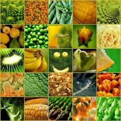 La dieta colorata è un modo semplice per stare in salute