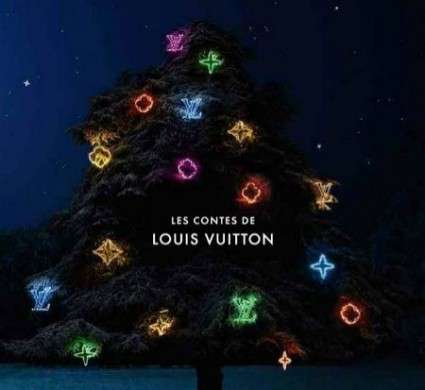 Louis Vuitton Natale 2009