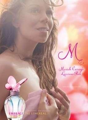 Mariah Carey luscious pink fragrance