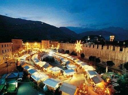 Mercatini di Natale nel Nord Italia