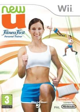 Giochi: NewU Fitness First Personal Trainer per Wii