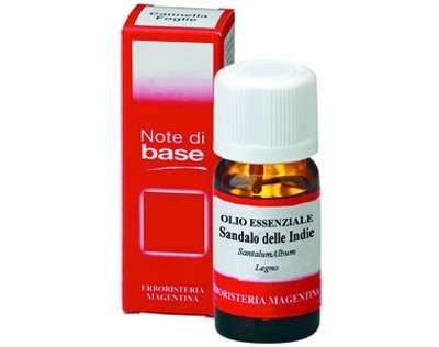 olio essenziale di sandalo