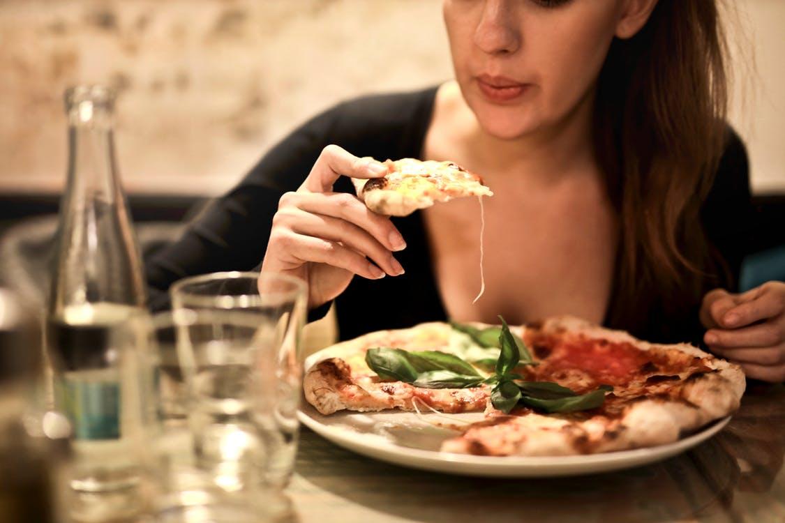 pizza a dieta