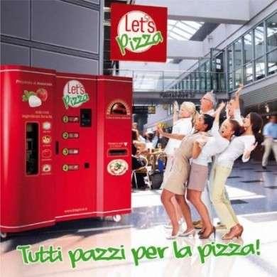 pizza distributore automatico