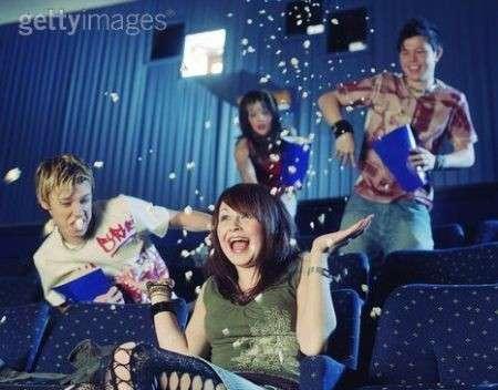popcorn stuzzichini cinema