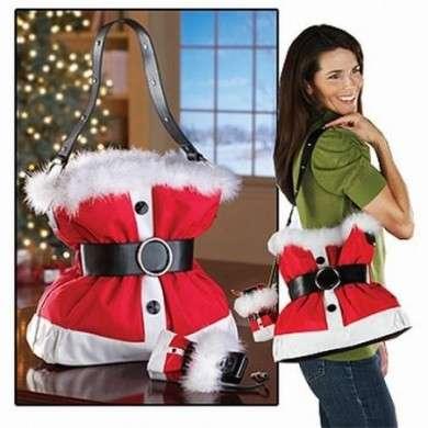 Shopping: la borsa di Babbo Natale
