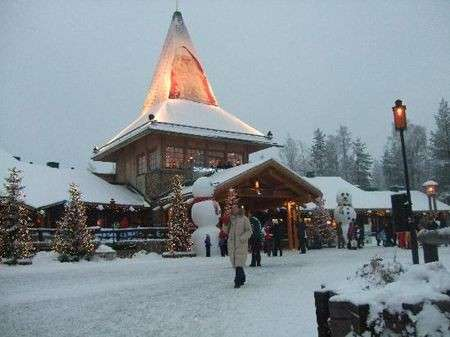 Natale 2009: viaggio in Finlandia