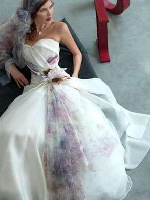 Abiti da sposa 2010: collezione Vinnì