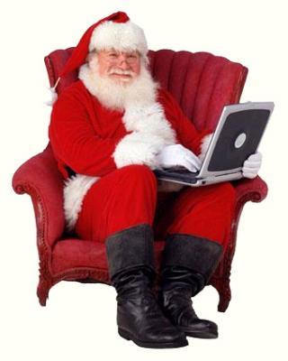 Babbo Natale troppo grasso: deve mettersi a dieta