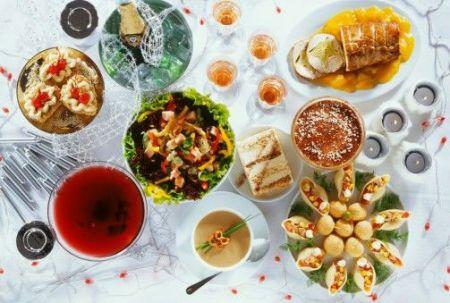 Cenone di Natale: un menu light