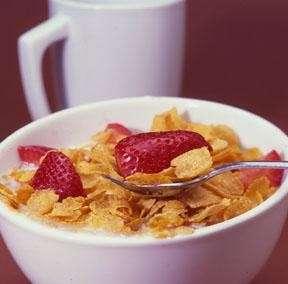 Le calorie dei cereali