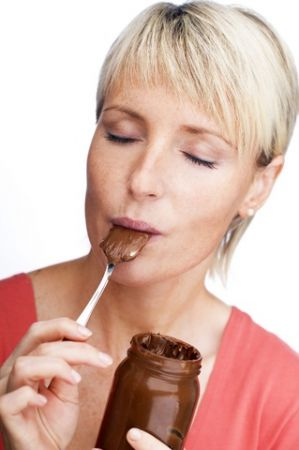 chocolate goloso