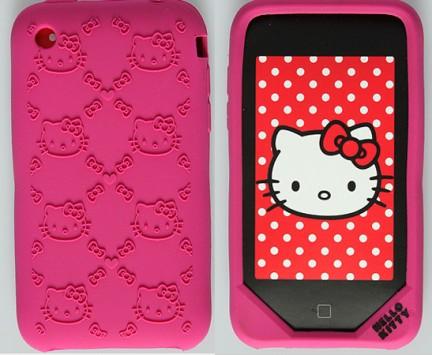 Idee Regalo: la custodia iPhone di Hello Kitty