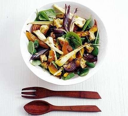 Ricette light: verdure e insalata invernale