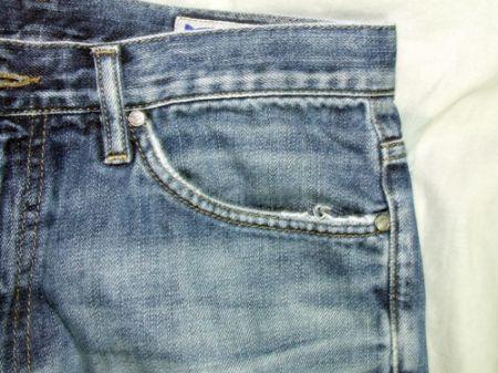jeans sacchetto