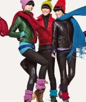 Piumini inverno 2010: i marchi più trendy