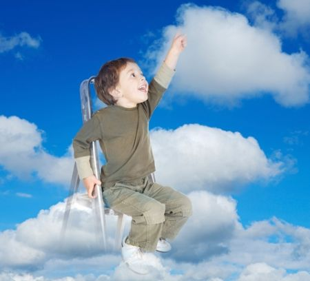 I sogni dei bambini conservati in una banca sul web