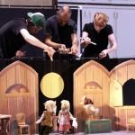 spettacolo marionette