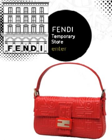 Fendi Temporary Store