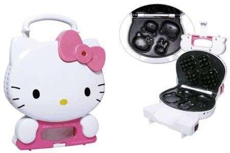 Tostapane Hello Kitty